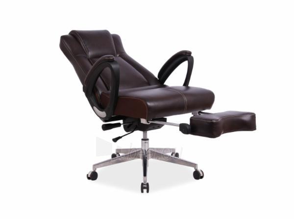 Biuro kėdė vadovui President SG Paveikslėlis 2 iš 5 310820183895