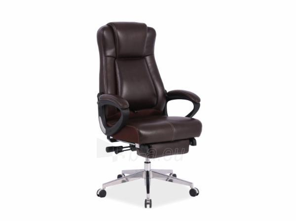 Biuro kėdė vadovui President SG Paveikslėlis 3 iš 5 310820183895