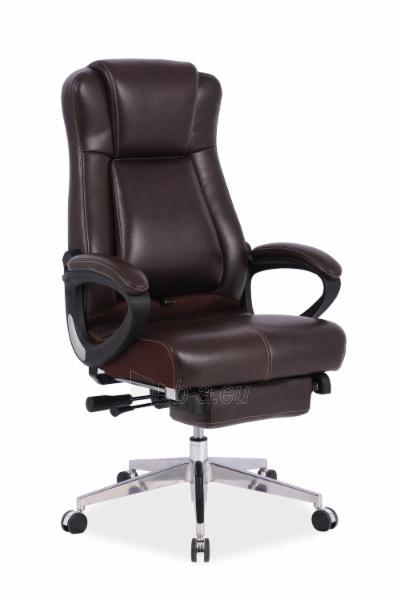Biuro kėdė vadovui President SG Paveikslėlis 1 iš 5 310820183895