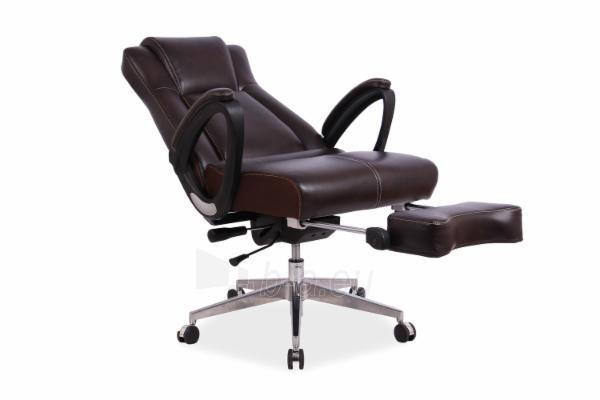 Biuro kėdė vadovui President SG Paveikslėlis 4 iš 5 310820183895