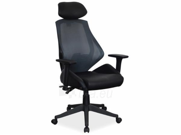 Biuro kėdė Q-406 Paveikslėlis 2 iš 2 310820184023