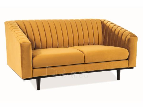 Sofa Asprey 2 aksomas Paveikslėlis 1 iš 3 310820184242