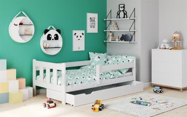 Vaikiška lova MARINELLA balta Paveikslėlis 3 iš 3 310820186084