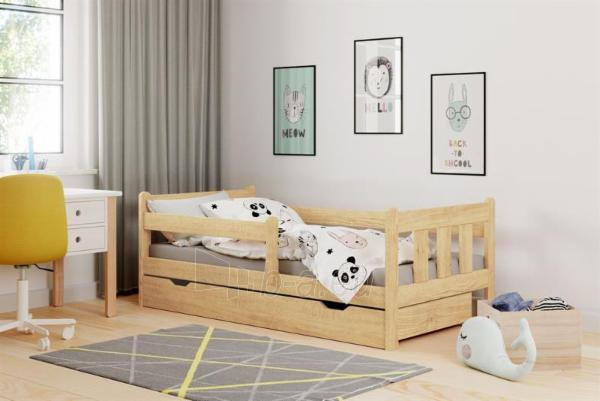 Vaikiška lova MARINELLA pušis Paveikslėlis 1 iš 1 310820186085
