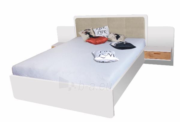 Miegamojo lova EFFECT EF1 Paveikslėlis 1 iš 1 310820190143