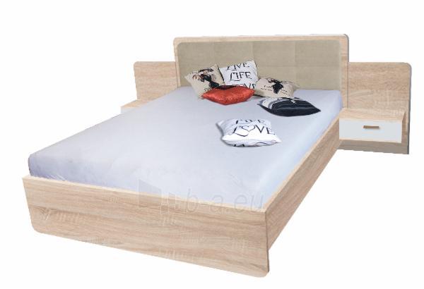 Miegamojo lova EFFECT EF2 Paveikslėlis 1 iš 1 310820190144