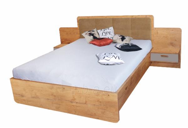 Miegamojo lova EFFECT EF4 Paveikslėlis 1 iš 1 310820190153