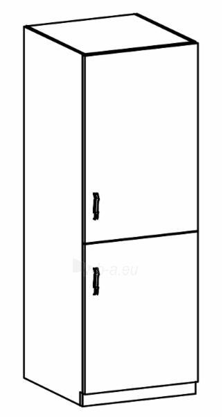 Pastatoma spintelė šaldytuvui Royal D60ZL Paveikslėlis 5 iš 5 310820192521