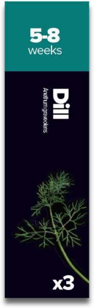 Augalų (sėklų) kapsulės Plantui, Dill (Krapai) Paveikslėlis 1 iš 4 310820193522