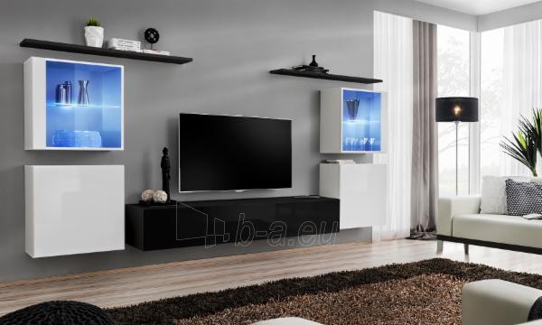 Sekcija Switch XIV juoda/balta Paveikslėlis 2 iš 4 310820193643