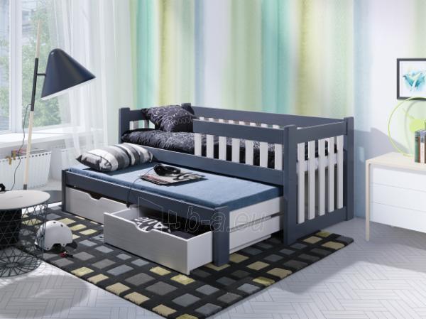 Vaikiška dvivietė lova FILIP II Paveikslėlis 1 iš 2 310820195064