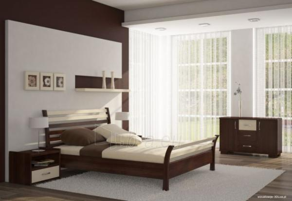 Miegamojo lova BAZYL 140 Paveikslėlis 1 iš 2 310820195097