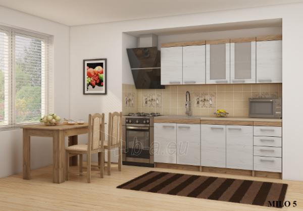 Virtuvės komplektas MILO 2 Paveikslėlis 1 iš 5 310820197352