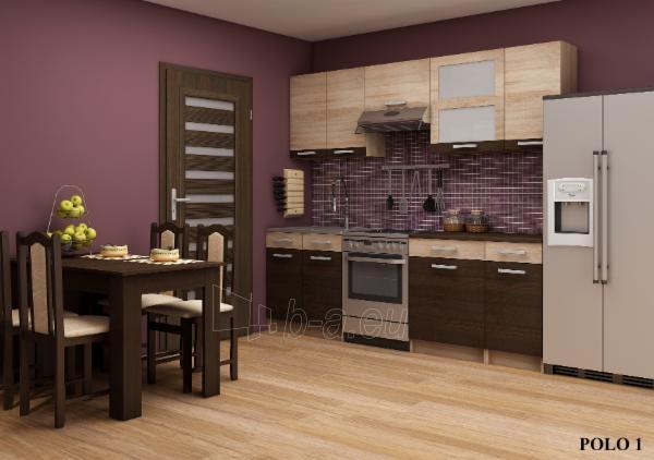 Virtuvės komplektas POLO 1 Paveikslėlis 2 iš 5 310820197365