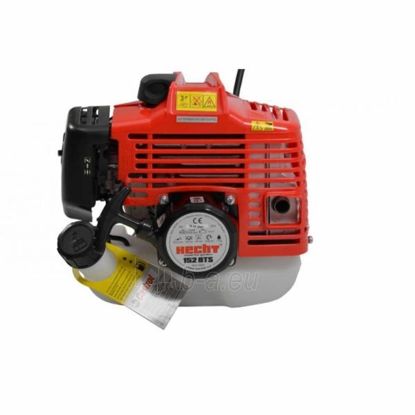 Benzininė žoliapjovė - krūmapjovė HECHT 152 BTS Paveikslėlis 5 iš 5 310820202991