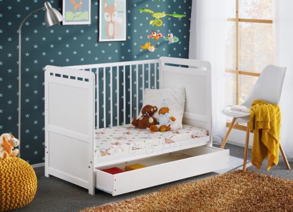 Vaikiška lovytė Tymek Plus be čiužinio Paveikslėlis 4 iš 5 310820203014