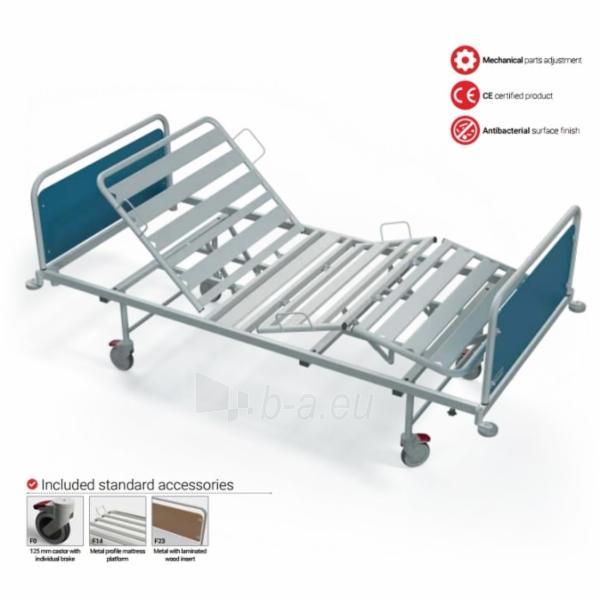 Mechaninė funkcinė lova FB Paveikslėlis 1 iš 2 310820205559