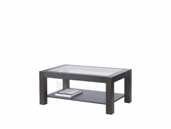 Svetainės staliukas RUMBI 2 106x64 wenge Paveikslėlis 1 iš 3 310820206628
