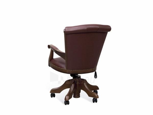 Biuro kėdė vadovui Bawaria Dfot Paveikslėlis 3 iš 3 310820206642