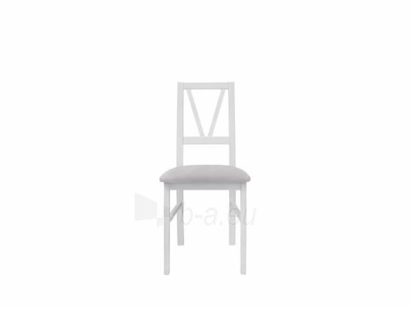 Valgomojo kėdė FILO balta Paveikslėlis 3 iš 3 310820206650
