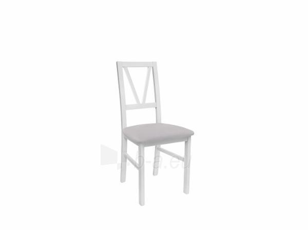 Valgomojo kėdė FILO balta Paveikslėlis 1 iš 3 310820206650