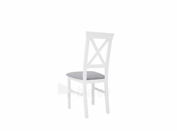 Valgomojo kėdė ALLA 3 balta Paveikslėlis 3 iš 7 310820206653
