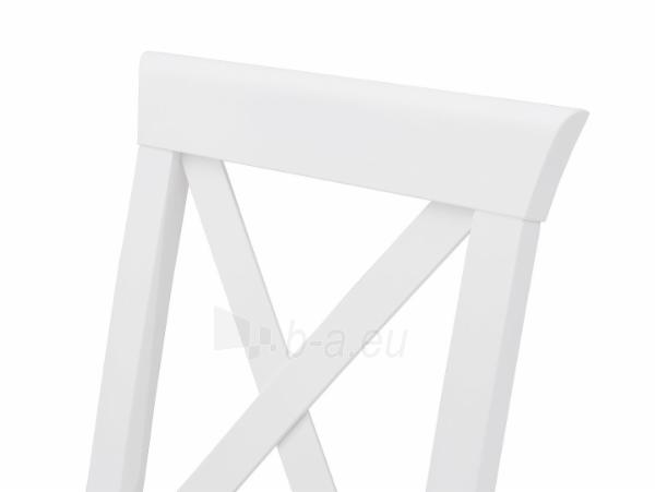 Valgomojo kėdė ALLA 3 balta Paveikslėlis 4 iš 7 310820206653