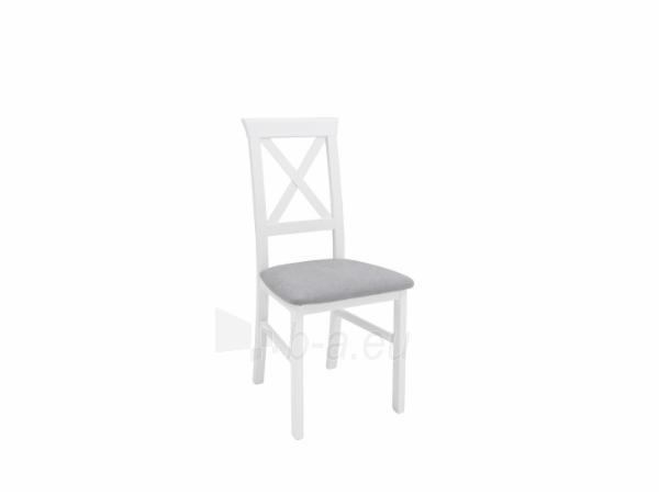 Valgomojo kėdė ALLA 3 balta Paveikslėlis 6 iš 7 310820206653