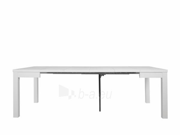 Valgomojo stalas OCEAN MAX 90 baltas Paveikslėlis 3 iš 9 310820206676