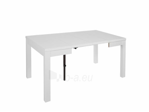Valgomojo stalas OCEAN MAX 90 baltas Paveikslėlis 5 iš 9 310820206676