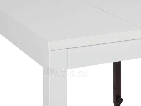 Valgomojo stalas OCEAN MAX 90 baltas Paveikslėlis 9 iš 9 310820206676