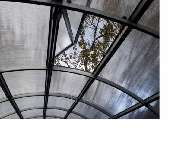 Šiltnamis SIGMA (12m2) 3000x4000mm su 4mm polikarbonato danga Paveikslėlis 2 iš 2 310820207488