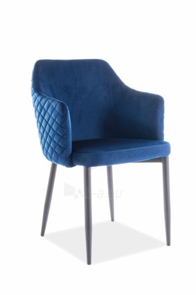 Valgomojo kėdė Astor aksomas Paveikslėlis 1 iš 5 310820208388