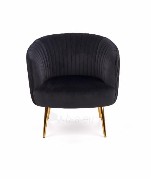 Fotelis Crown žalias Paveikslėlis 5 iš 7 310820209628