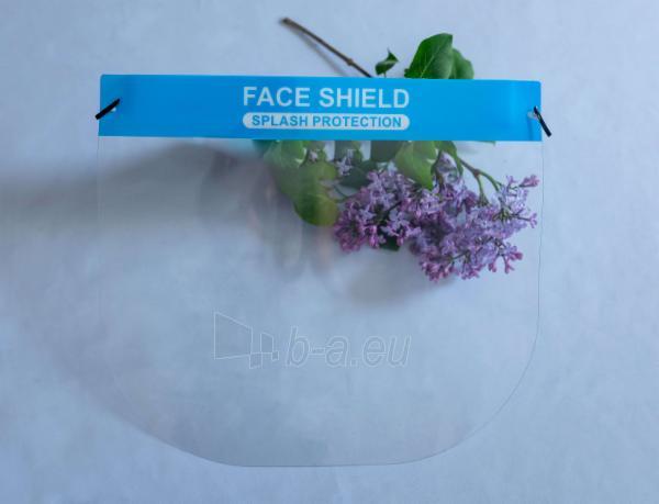 Apsauginis veido skydelis FULL COVER, 290x250 Paveikslėlis 5 iš 5 310820209883