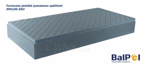 Полистирол EPS100 GEO 200x600x1200 Paveikslėlis 1 iš 2 310820210153