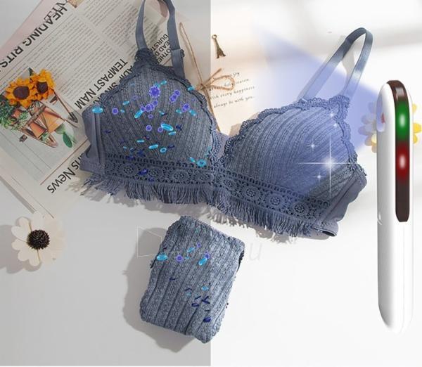 Gilaus spinduliavimo UV-C LED mobilus sterilizatorius Paveikslėlis 10 iš 11 310820210852