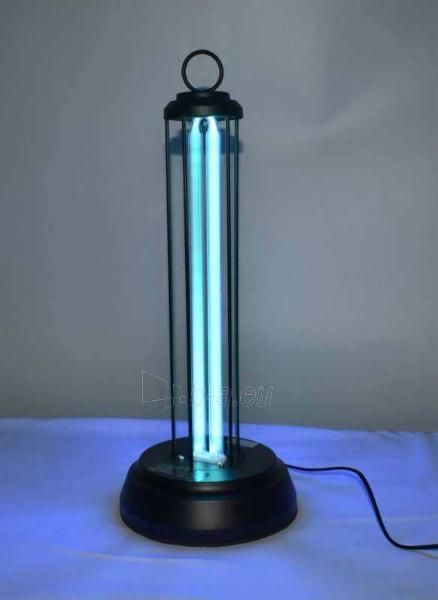 Stalinis UV spinduliavimo dezinfekcinis šviestuvas SG-SJ2, 38W, 220V su valdymo pulteliu Paveikslėlis 3 iš 3 310820210853