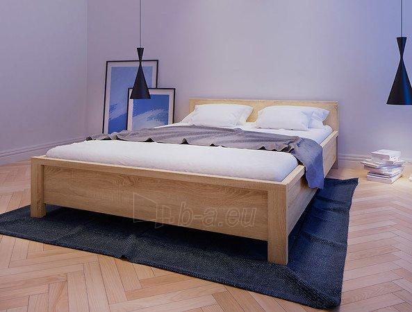 Miegamojo lova Kaspian LOZ/160 sonoma Paveikslėlis 5 iš 8 310820212340