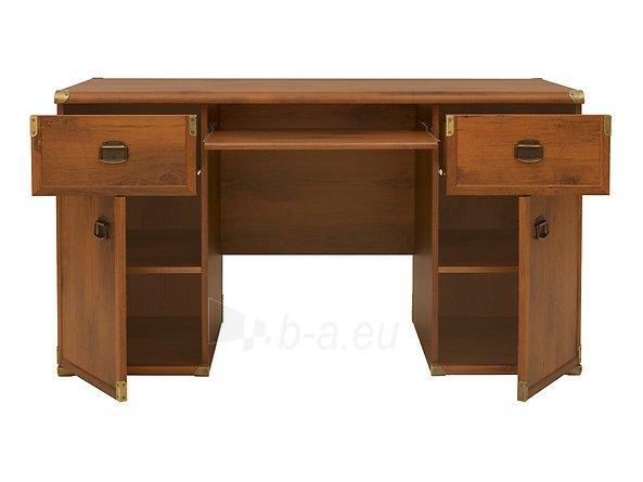Rašomasis stalas Indiana JBIU2D2S ąžuolas suter Paveikslėlis 3 iš 5 310820213196
