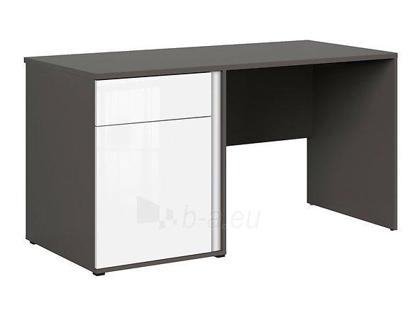 Rašomasis stalas Graphic BIU1D1SL/C pilkas/baltas Paveikslėlis 10 iš 11 310820213253