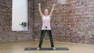 Pilates core trainer treniruoklis SISSEL Paveikslėlis 3 iš 3 310820218455
