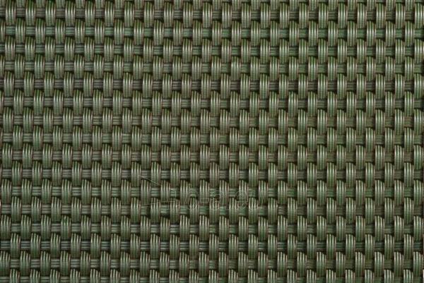 Juosta segmentinėms tvoroms 19x255cm, Žalios spalvos Paveikslėlis 6 iš 6 310820230743