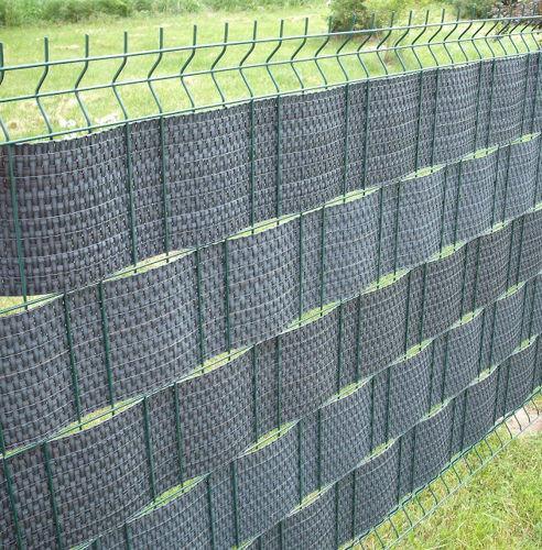 Juosta segmentinėms tvoroms 19x255cm, Pilkos spalvos Paveikslėlis 6 iš 7 310820230744