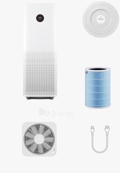 Oro valytuvas Xiaomi Mi Air Purifier Pro H white (AC-M13-SC) Paveikslėlis 5 iš 5 310820242638