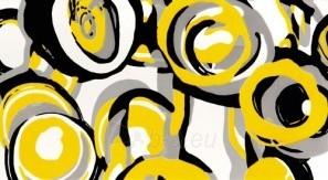 32.7*59.3 D-HOOP YELLOW COLOUR, dekoruota plytelė Paveikslėlis 1 iš 1 237751002370