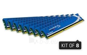 32GB 1600MHZ DDR3 NON-ECC CL9 DIMM KIT8 Paveikslėlis 1 iš 1 250255110499