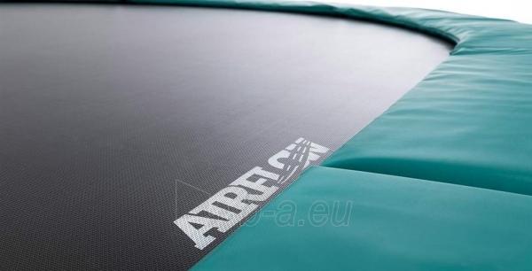 350x250cm Batutas su apsauginiu tinklu BERG Grand Champion Deluxe Green (iki 550kg) Paveikslėlis 2 iš 8 310820176354