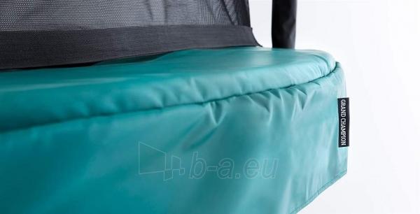 350x250cm Batutas su apsauginiu tinklu BERG Grand Champion Deluxe Green (iki 550kg) Paveikslėlis 3 iš 8 310820176354