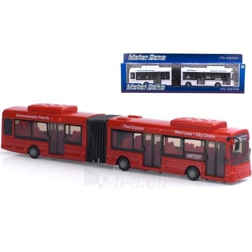 36826 R Gearbox autobusas RED Paveikslėlis 1 iš 1 250710801019